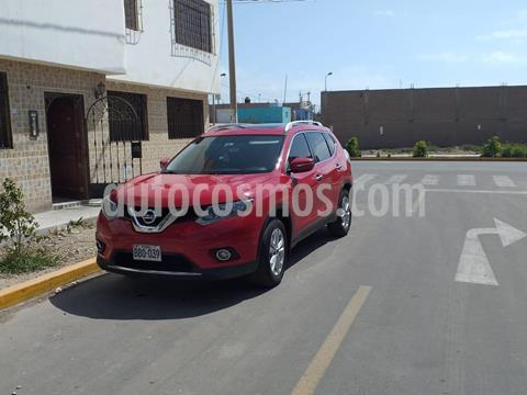 Nissan X-Trail 2.5L Advance 3Filas  usado (2018) color Rojo precio u$s22,000