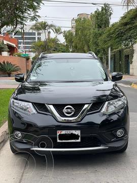 Nissan X-Trail 2.5L Full Exclusive 4x4 usado (2015) color Negro precio u$s18,500