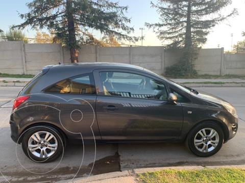 Opel Corsa  1.4 3P Enjoy usado (2014) color Gris precio $6.700.000