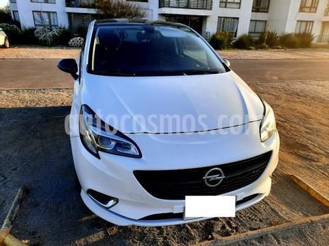 Opel OPC 1.6T Corsa 3p usado (2016) color Blanco precio $7.300.000
