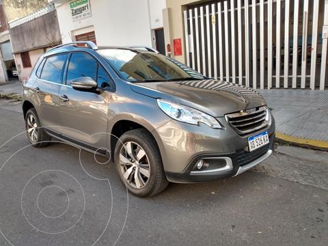 Peugeot 2008 Feline usado (2017) color Marron precio $1.780.000