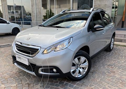 Peugeot 2008 2OO8 1.6 ALLURE TIPTRONIC usado (2018) color Gris precio $2.500.000