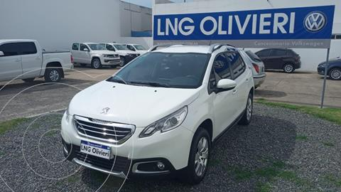 Peugeot 2008 Allure usado (2016) color Blanco Banquise precio $1.380.000