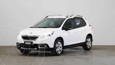 Peugeot 2008 Allure usado (2018) color Blanco Banquise precio $1.810.000
