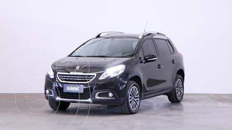 Peugeot 2008 Active usado (2017) color Negro Perla precio $1.640.000