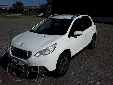 Peugeot 2008 Active usado (2017) color Blanco precio $1.500.000