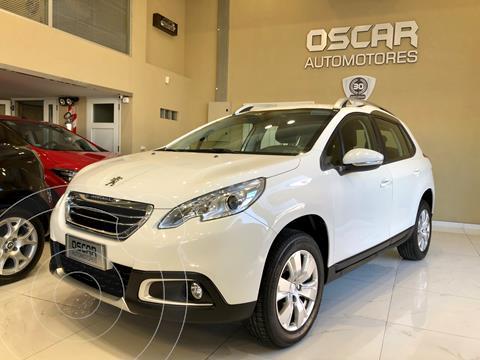 Peugeot 2008 Allure usado (2016) color Blanco Banquise precio $1.549.000