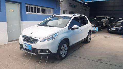 Peugeot 2008 Allure usado (2016) color Blanco precio $1.599.000
