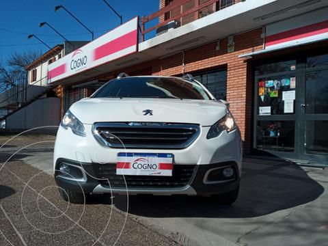 Peugeot 2008 Allure usado (2016) color Blanco precio $1.690.000