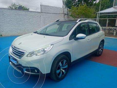 Peugeot 2008 Feline usado (2017) color Blanco Banquise precio $1.480.000