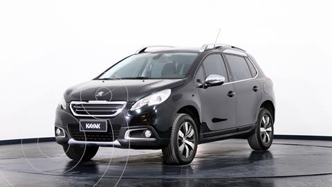 Peugeot 2008 Feline usado (2017) color Negro Perla precio $1.850.000