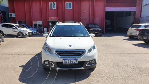 Peugeot 2008 Allure usado (2016) color Blanco precio $1.520.000