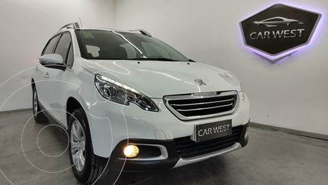 Peugeot 2008 Allure usado (2017) color Blanco Banquise precio $1.950.000