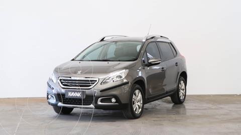 Peugeot 2008 Allure usado (2017) color Gris Aluminium precio $1.670.000