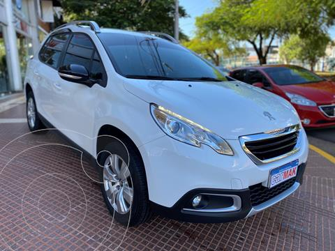 Peugeot 2008 Allure usado (2018) color Blanco precio $1.690.000