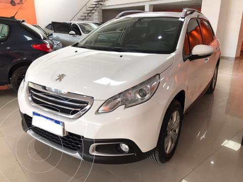 Peugeot 2008 Allure usado (2017) color Blanco precio $1.500.000
