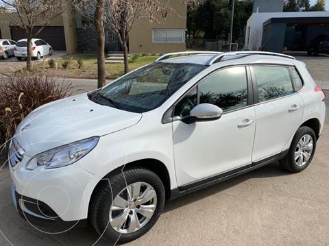 Peugeot 2008 Allure Aut usado (2017) color Blanco precio $1.650.000