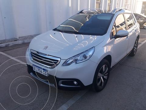 Peugeot 2008 Feline usado (2018) color Blanco precio $2.100.000