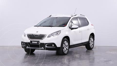 Peugeot 2008 Allure usado (2017) color Blanco precio $1.740.000