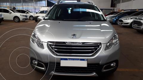 Peugeot 2008 Active usado (2017) color Gris Aluminium precio $1.690.000