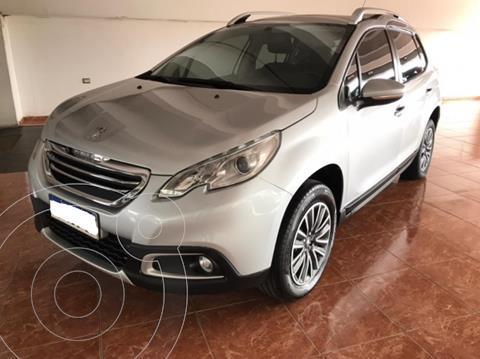 Peugeot 2008 Active usado (2017) color Gris Claro precio $1.350.000