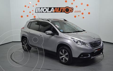 Peugeot 2008 Sport Turbo usado (2016) color Plata precio $1.900.000