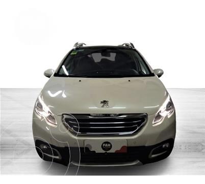 Peugeot 2008 1.6 16v. Feline MT (115cv) usado (2017) color Blanco precio u$s12.000