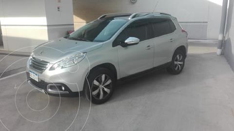Peugeot 2008 Sport THP usado (2017) color Gris Claro precio $1.810.000