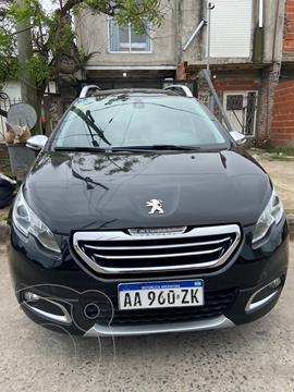 Peugeot 2008 Feline usado (2017) color Negro precio $1.850.000