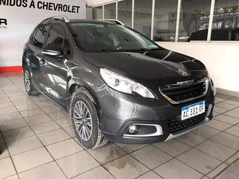 Peugeot 2008 Active usado (2018) color Gris Oscuro precio $1.600.000
