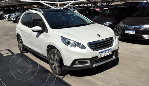 Peugeot 2008 Feline usado (2017) color Blanco precio $1.740.000