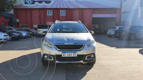Peugeot 2008 Allure usado (2018) color Gris Claro precio $1.690.000
