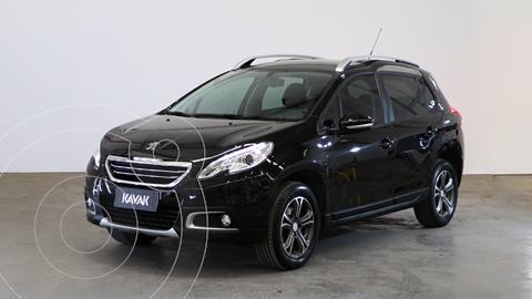 Peugeot 2008 Active usado (2017) color Negro Perla precio $1.600.000