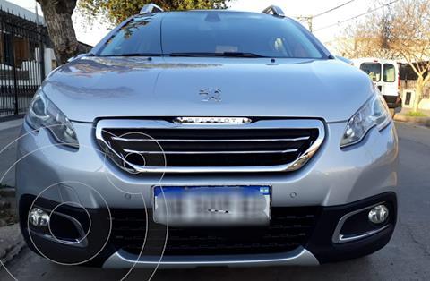 Peugeot 2008 Sport THP usado (2017) color Gris precio $2.200.000