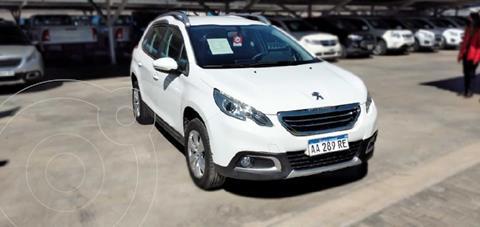Peugeot 2008 Allure usado (2016) color Blanco precio $1.660.000