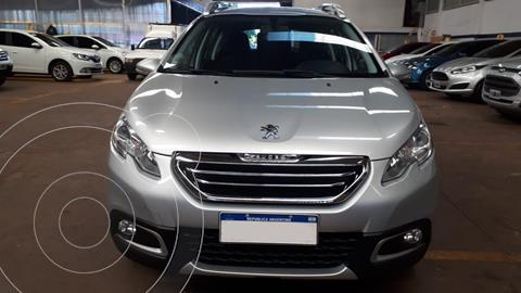 Peugeot 2008 1.6 16v. Active MT (115cv) usado (2017) color Gris Plata  precio $1.600.000