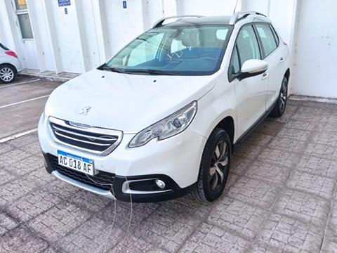 Peugeot 2008 Feline usado (2017) color Blanco precio $1.800.000