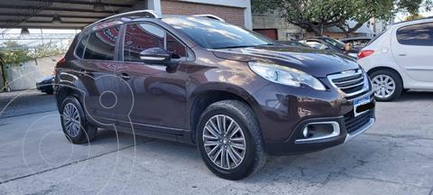 Peugeot 2008 Active usado (2016) color Negro Perla precio $1.350.000