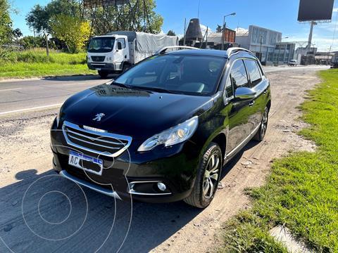 Peugeot 2008 Sport THP usado (2018) color Negro precio $1.890.000