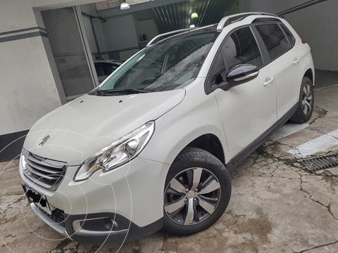 Peugeot 2008 Feline usado (2018) color Blanco Nacre precio $1.950.000