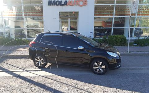 Peugeot 2008 Sport THP usado (2016) color Negro Perla precio $1.550.000