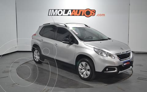Peugeot 2008 Allure usado (2018) color Plata precio $1.500.000