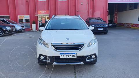 Peugeot 2008 Allure usado (2016) color Blanco precio $1.560.000