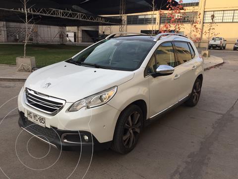 Peugeot 2008 1.6L e-HDi Allure usado (2015) color Blanco Nacarado precio $10.750.000
