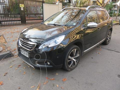 Peugeot 2008 Premier e-HDi  usado (2014) color Negro precio $10.850.000