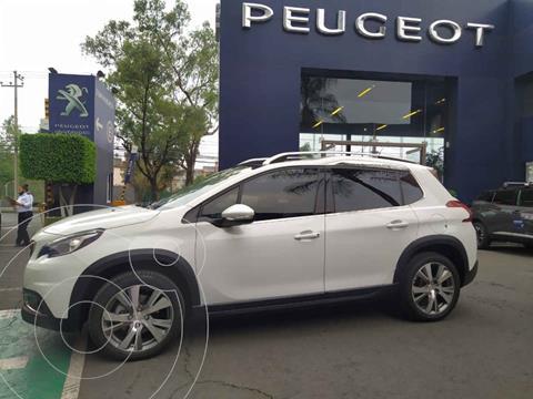 Peugeot 2008 Allure Aut usado (2021) color Blanco precio $359,900