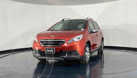 Peugeot 2008 1.6L usado (2016) color Naranja precio $223,999