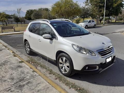 Peugeot 2008 1.6L usado (2014) color Blanco Nacarado precio $139,900
