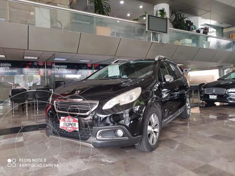 Peugeot 2008 1.2L GT Line  usado (2015) color Negro precio $162,000