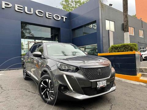 Peugeot 2008 1.2L Allure  usado (2021) color Gris precio $417,900